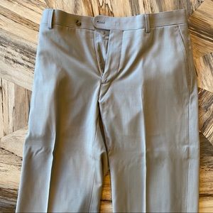 Joseph Abboud Tan Slacks